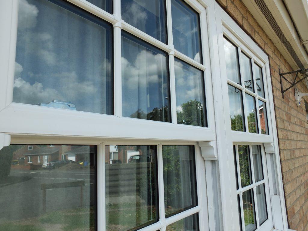 Vertical Sliding Sash Windows Harlequin Glass Design